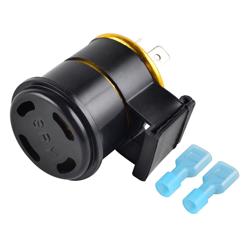 For Honda CT90 XL100 CT70 MT125 ST90 Beeper Flasher Winker Relay Turn Signal 6V