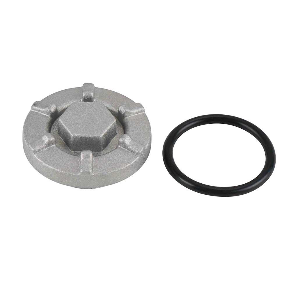 ATV Oil Drain Plug Sump with O-ring Seal fit for Yamaha Warrior Raptor Wolverine Big Bear YFM350 YFM 350