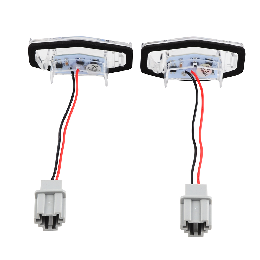 2x 18-SMD LED License Plate Light For Acura TL / Honda